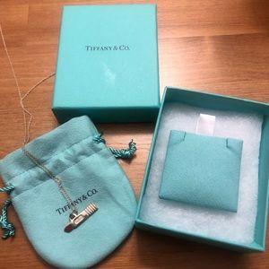 NEVER WORN. Tiffany&co Clinique Lipstick Necklace